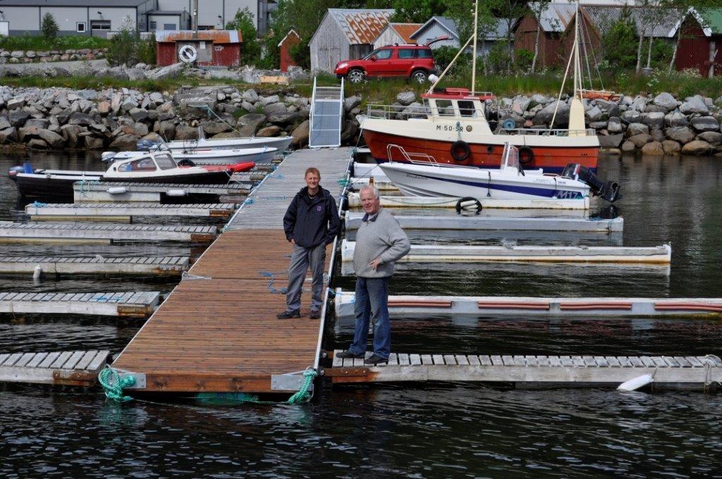 Båtforeninga  med  årsmøte  –  søker  etter  havnesjef