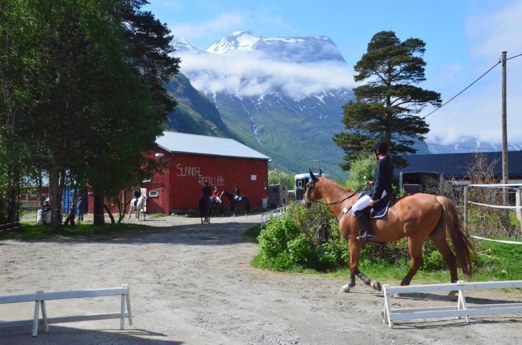 Til  Elverhøi  på  ridestemne