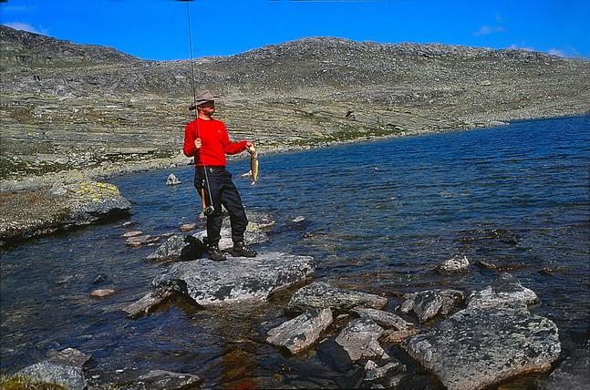 Felles fiskekort for fjellvatn
