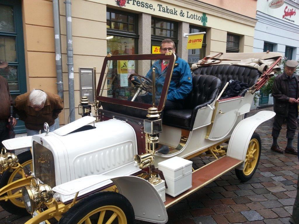 Hjemreisen til Apolda for en 103 åring