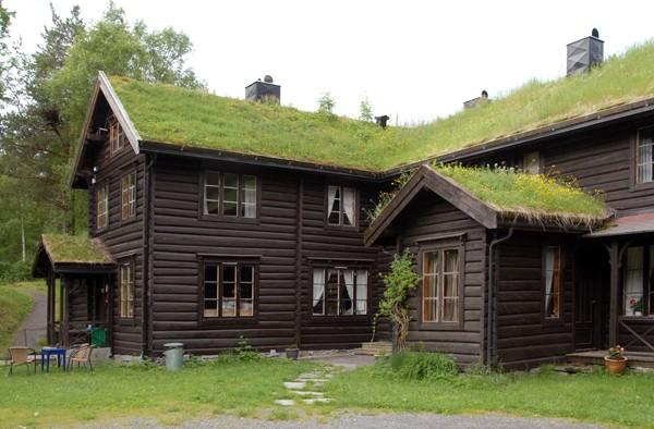 Todalshytta  Foto: Jon Olav Ørsal