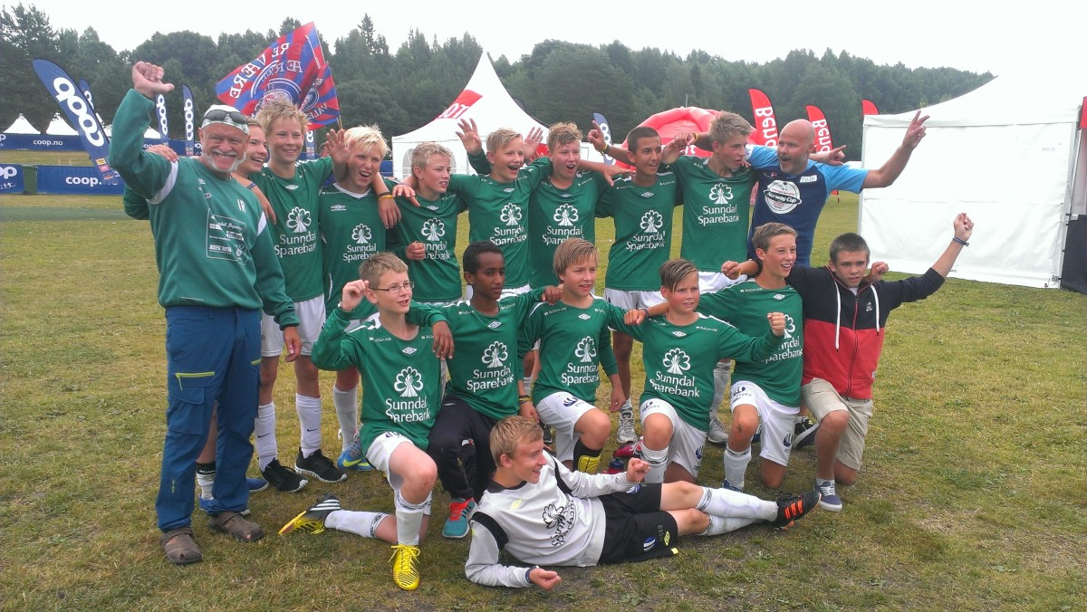 Norway  Cup  dag  3