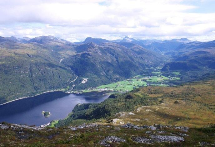 Vandrefestivalen – tjuvstartar med tur til Rambjøra