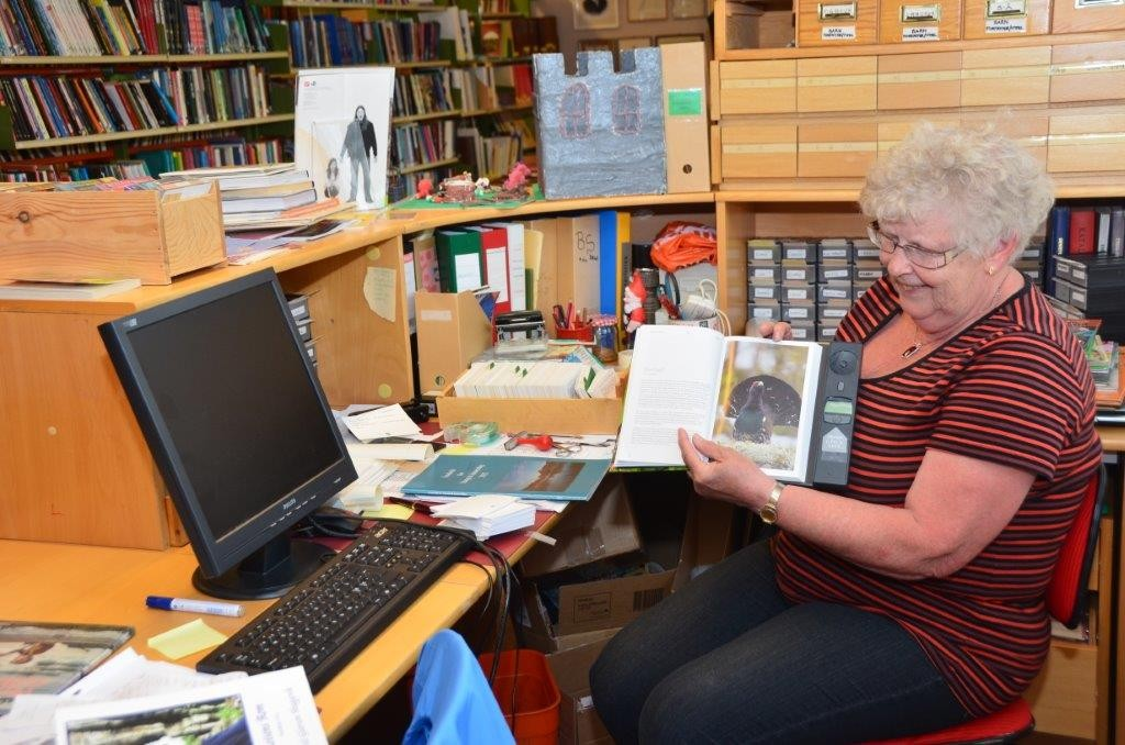 Torsdag: Biblioteket opnar igjen