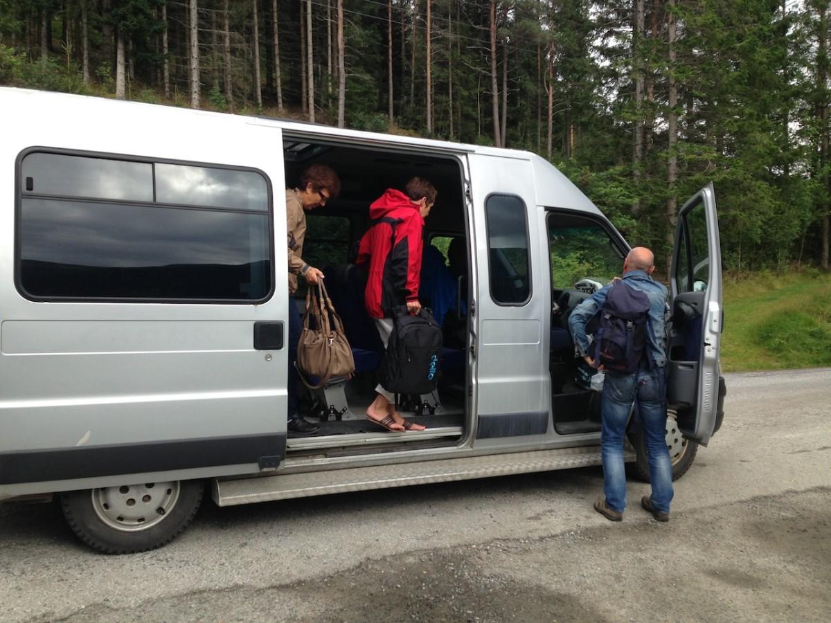 Buss Kvanne-Svinvika