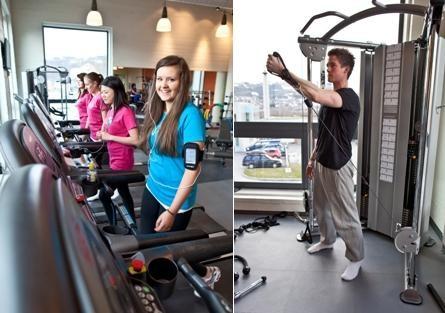 Ny giv med trening
