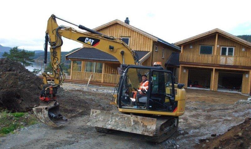 Det bygges på Nordvik…