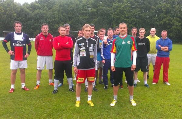 Ulrich  debuterte  i  Adecco-ligaen  søndag  kveld
