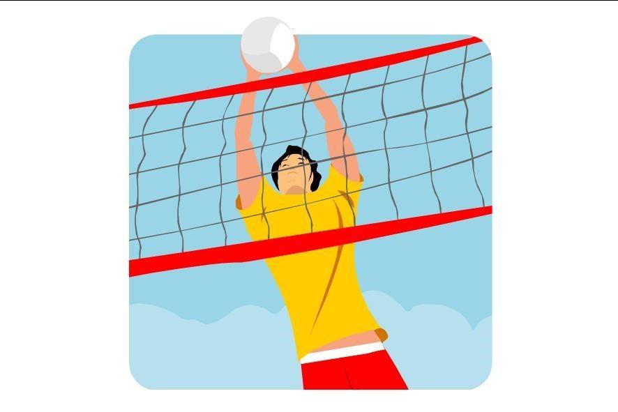 Volleyballtrening