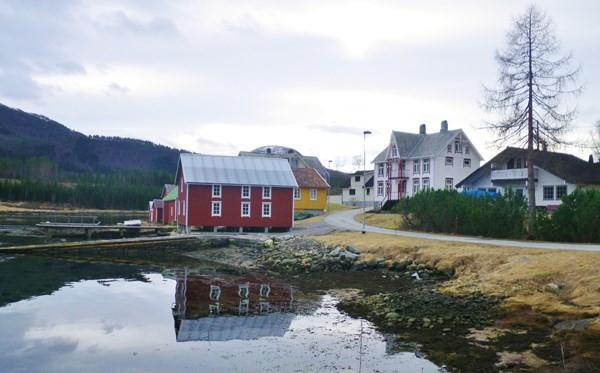 Illustrasjonsbilete frå Meisingsetvågen.  Foto: Jon Bruset
