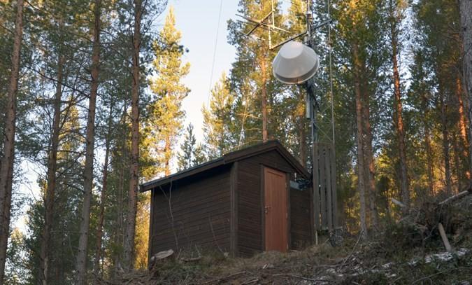 Todalen 2 - Norkrings anlegg på Hjellnes.  Foto: Jon Olav Ørsal