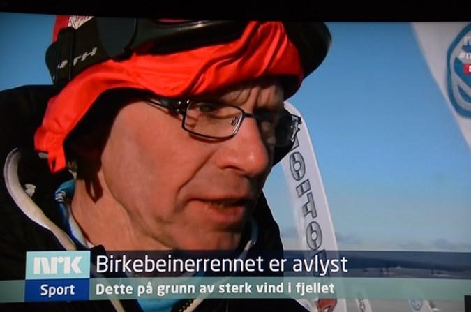 Birken 2014 er avlyst. illustrasjonsfoto: NRK