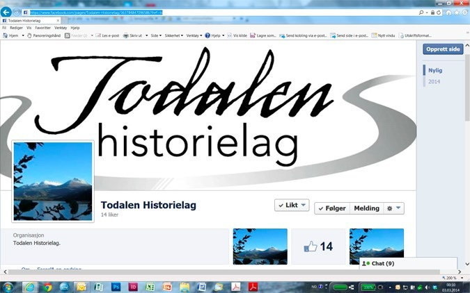 Faceb_TodalenHist