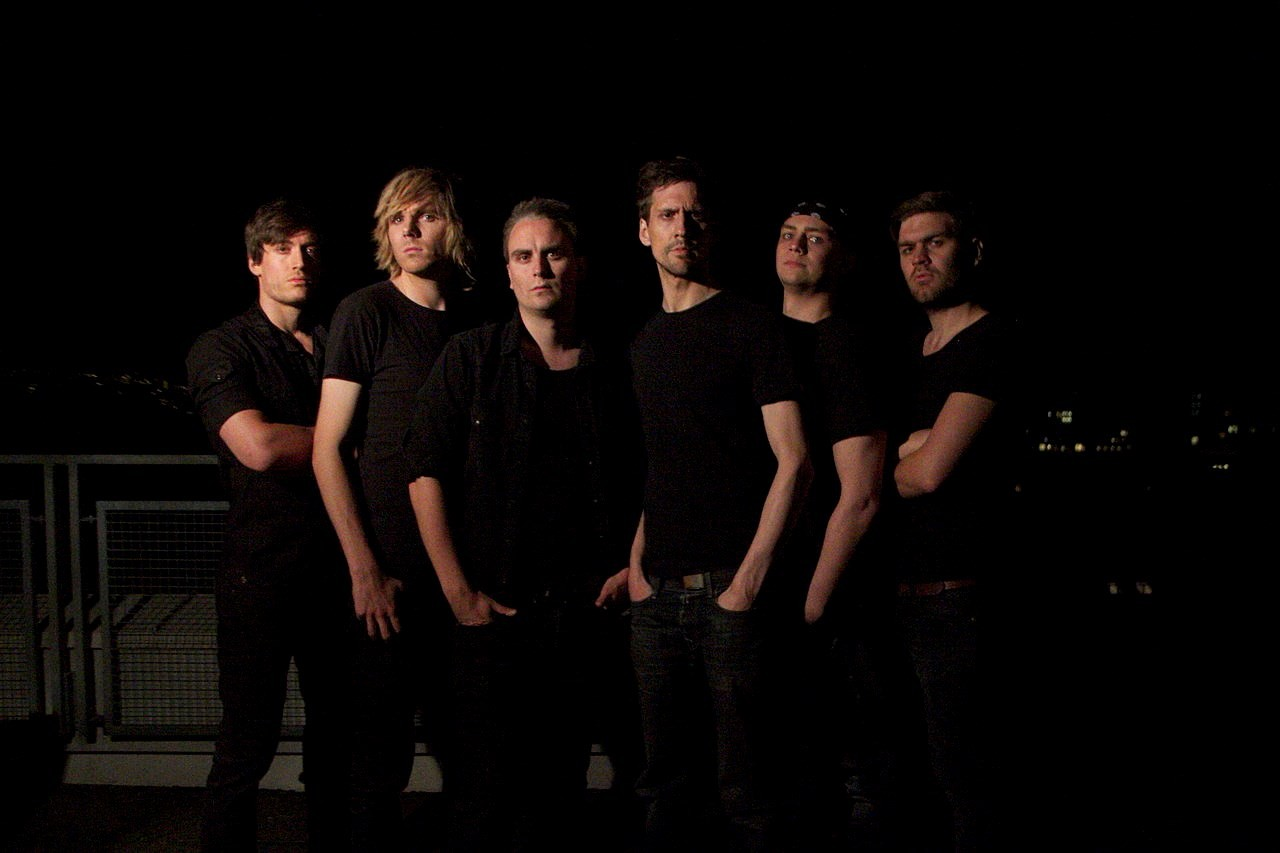 Bandet Glittertind kjem til Todalen 28. juni  Foto: frå Wikipedia