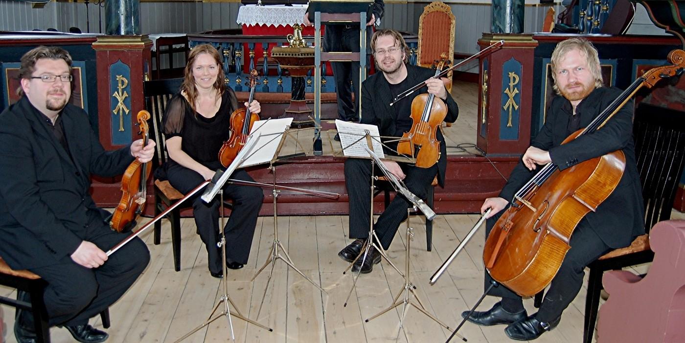 Påskekonsertar på Nordmøre