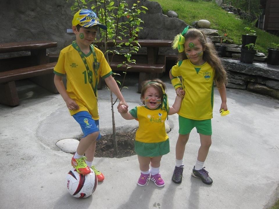 VAMOS LÁ BRASIL