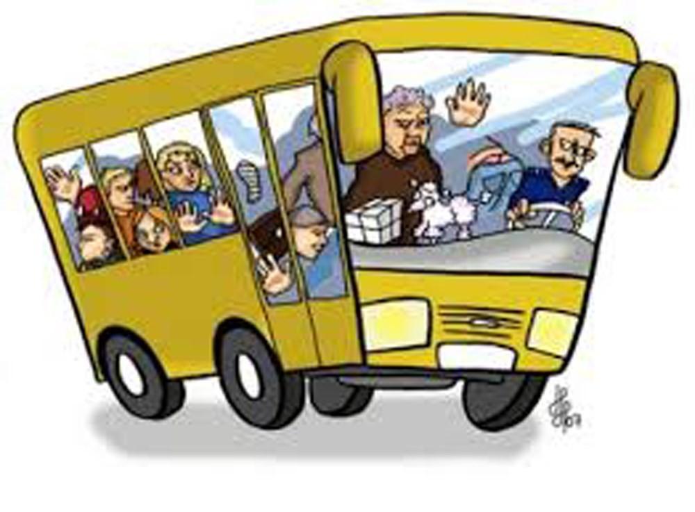 Trollheimsmarsjen: Buss til Leikvoll