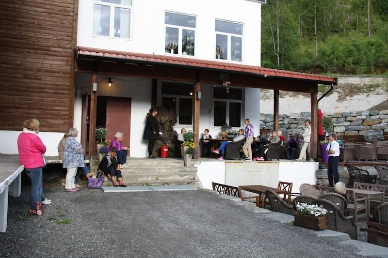 Molde Sanitetsforening besøkte Todalen