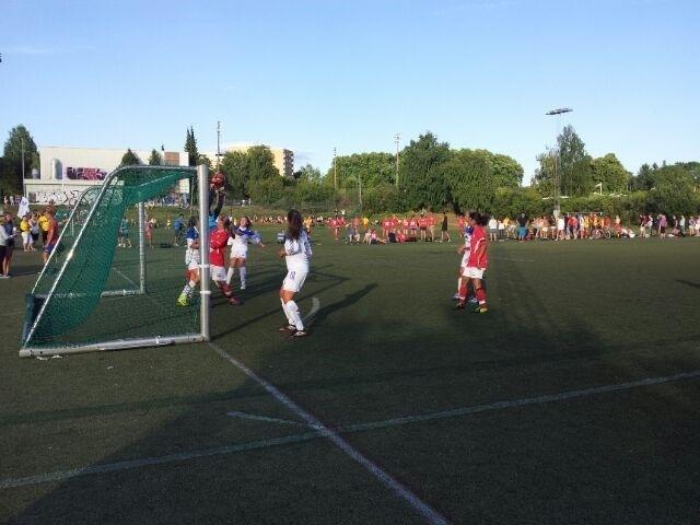 Norway Cup dag 5; alle lokale ute