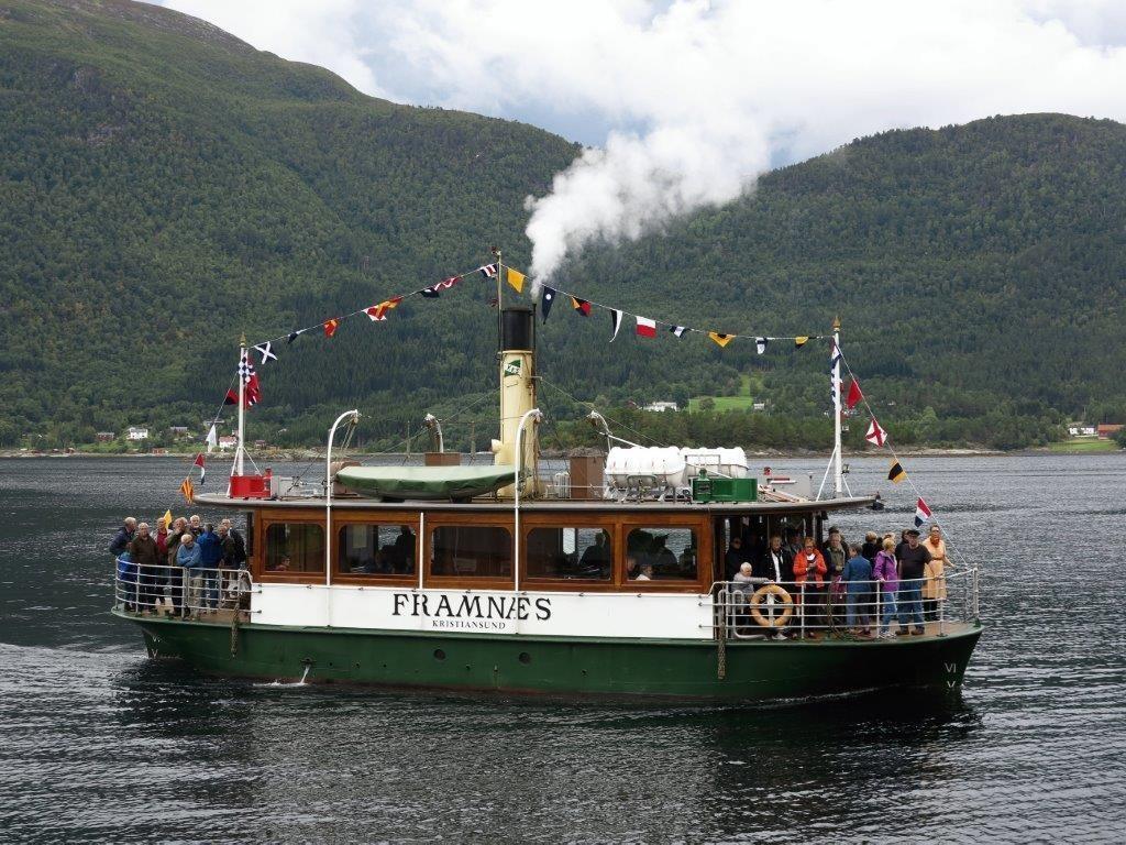 Framnæs i Bøfjorden.  Foto: Terje Holm