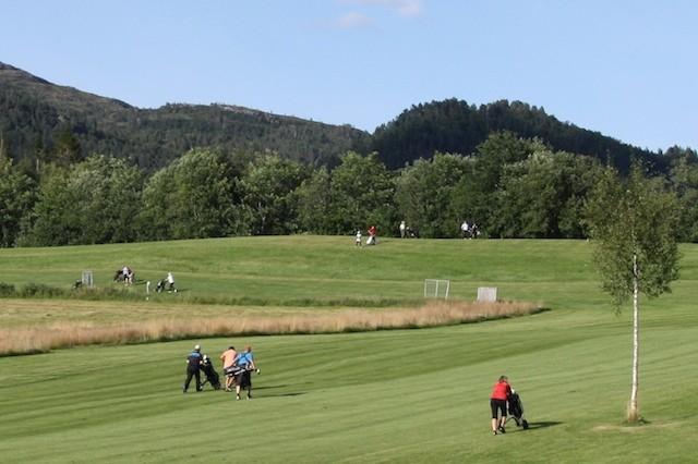 Nybegynnarkurs for golfinteresserte