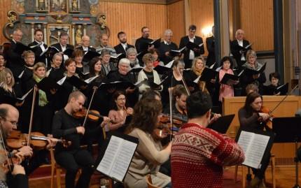 Klangfest b2 Krs Kammerkor 2013 Messias