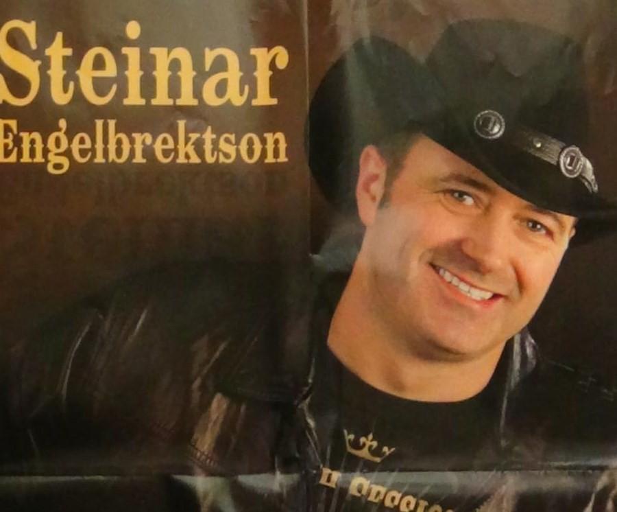 Søndag 21. september kjem Steinar Engelbrektson til Stangvika.