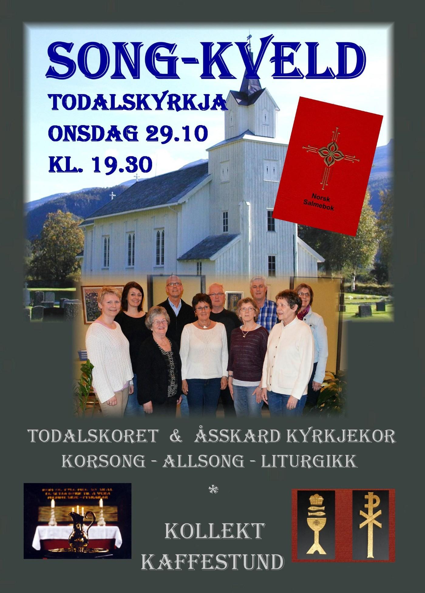 Plakat Songkveld_Todalen