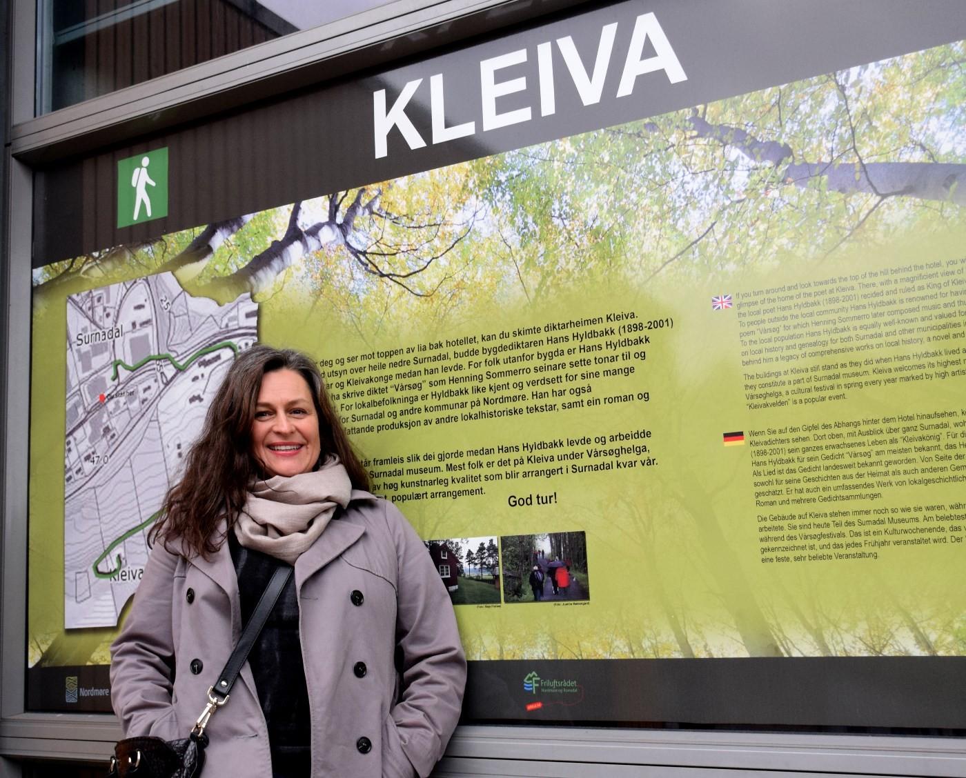 Vårsøghelga og gerd Ingrid Kvendset satsar på Vårsøghelga 2015. Foto: Jon Olav Ørsal