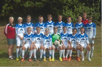Norway-cup,laget