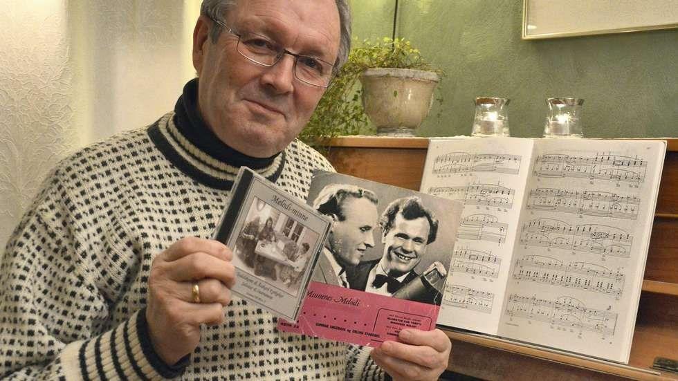 Bernt Bøe er dirigent for kora, og er produsent for