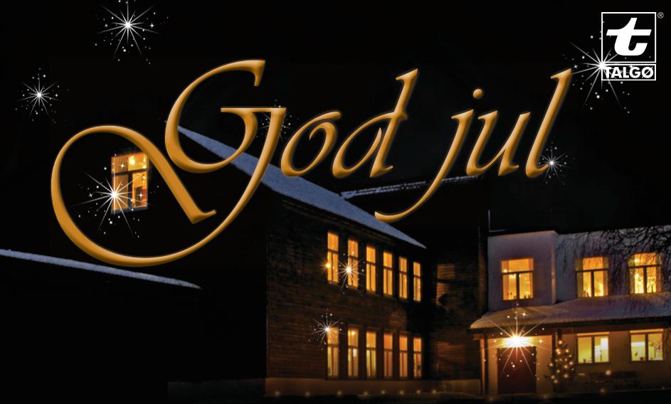 Med de beste ønsker for jula 2014