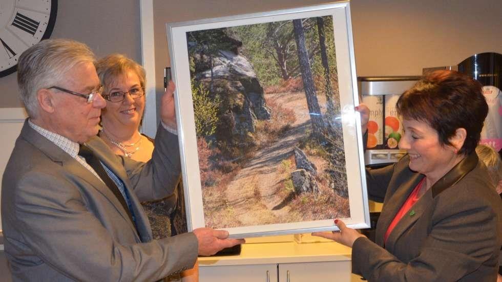 Hyggekroken fikk Eldrearbeiderprisen 2014.  Foto: Driva