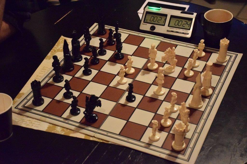 Klart for sjakkfinalen som går i Todalen ungdomshus laurdag ettermiddag