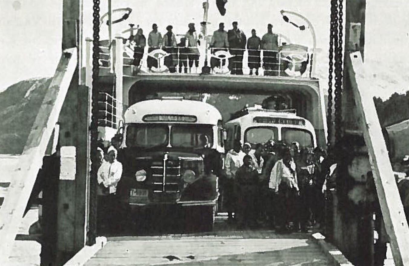 Transporthistoria på Nordmøre