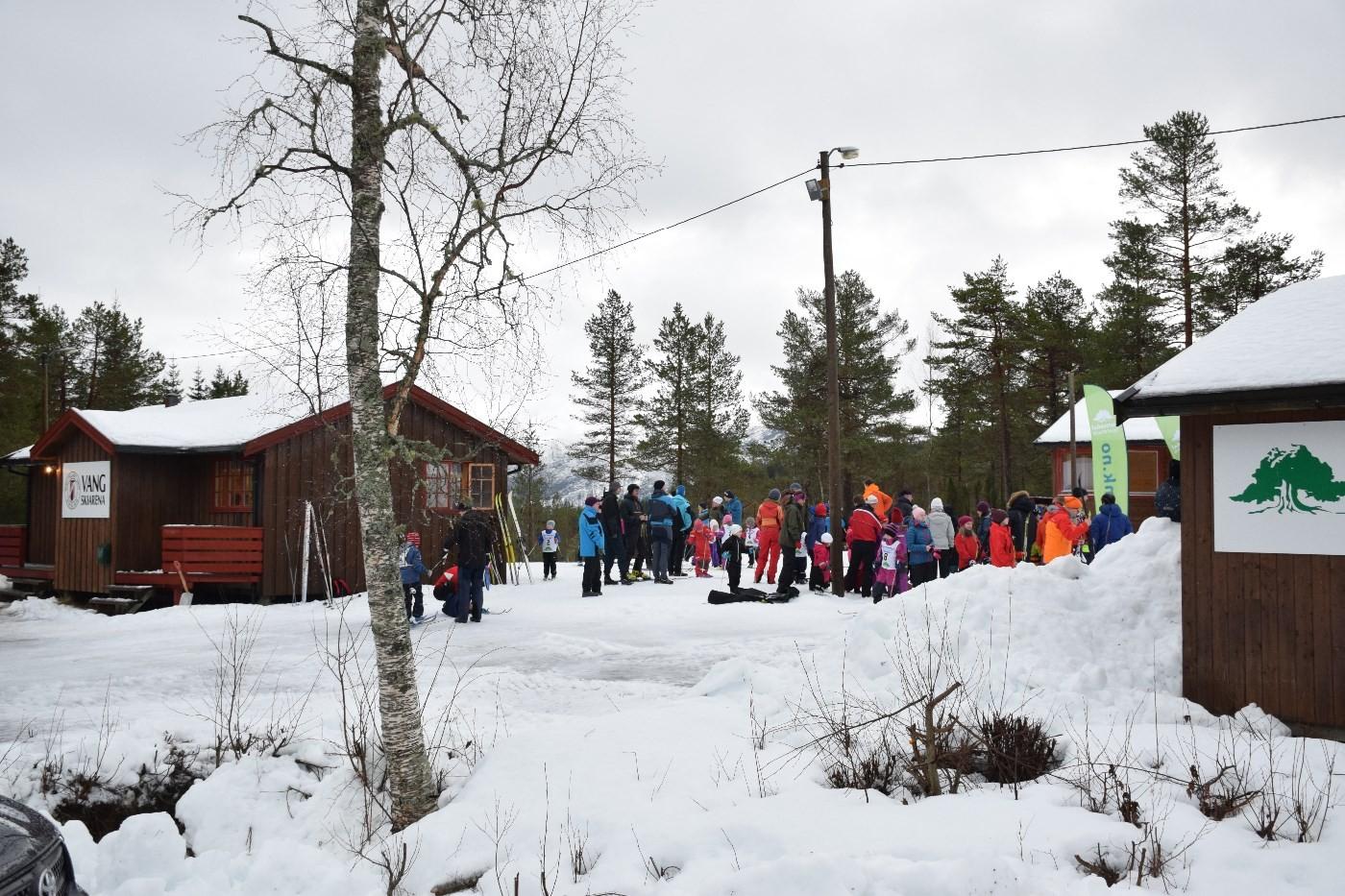 Vang skistadion   Arkivfoto: Jon Olav Ørsal