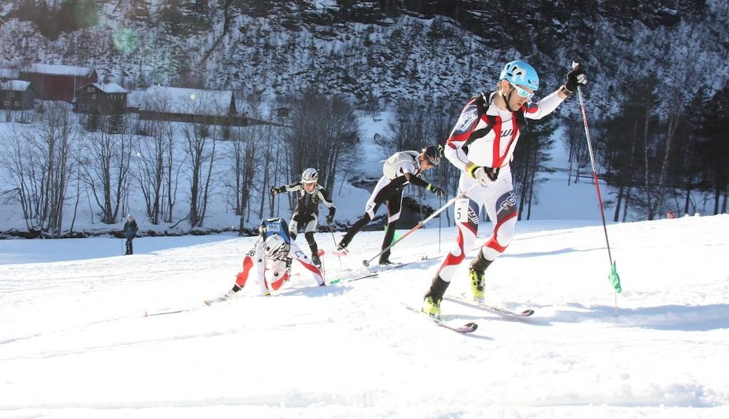 Olav Tronvoll vann dagens sprint