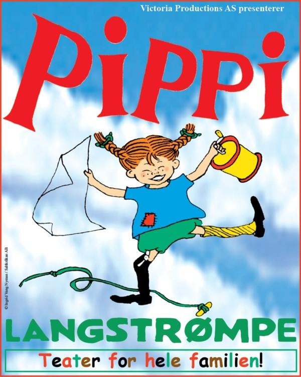 Med besøk av Pippi!