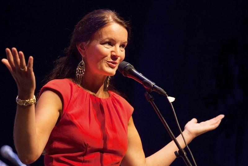Unni Boksasp og festivalkonserten kjem til Todalen skjærtorsdag.  Foto: Jon Olav Ørsal