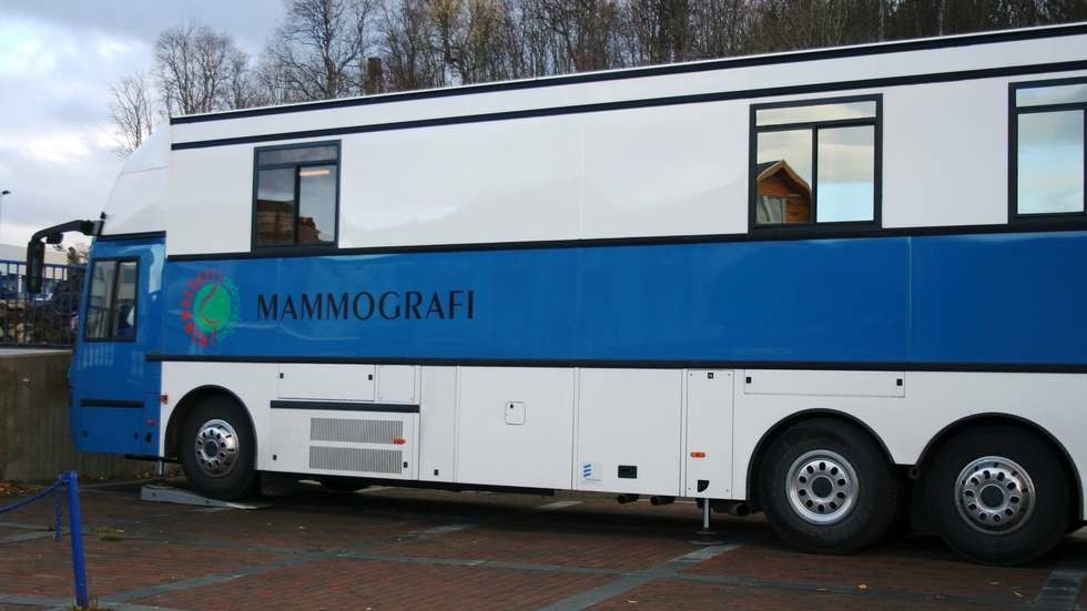 Ny runde med mammografibuss i Surnadal