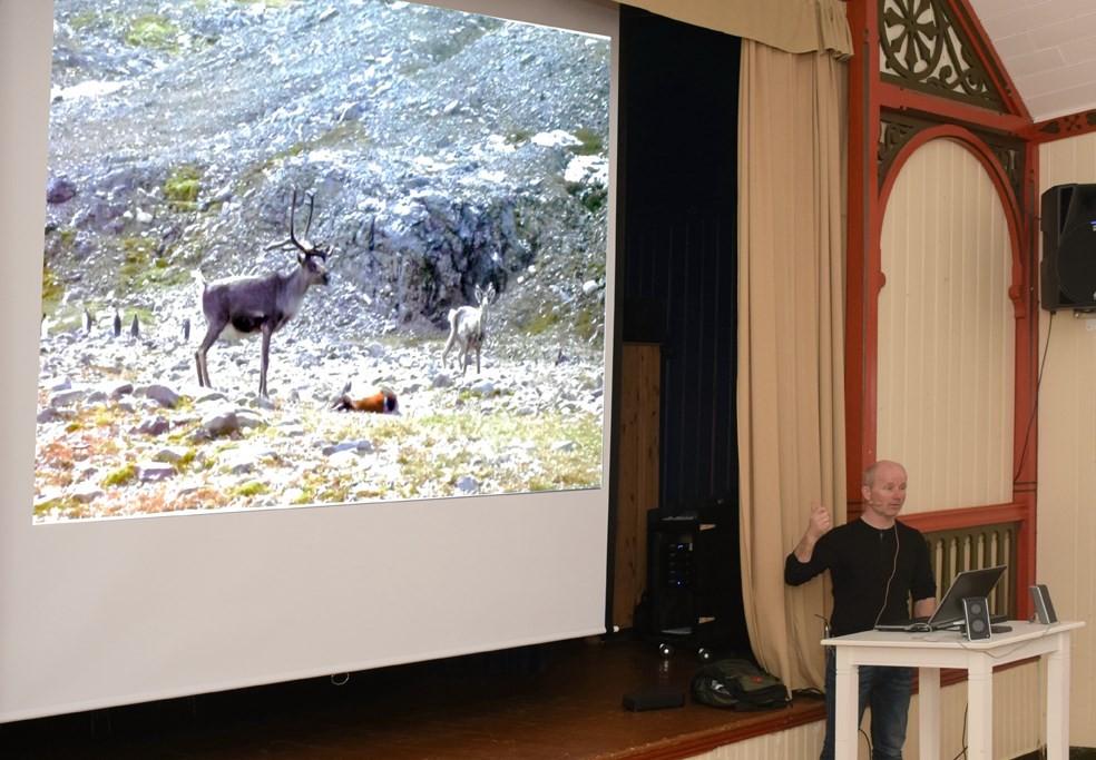 I to sesongar har Lars Olav Lund (SNO) delteke i prosjektet på Sør-Georgia i Sørishavet.  foto: Jon Olav Ørsal