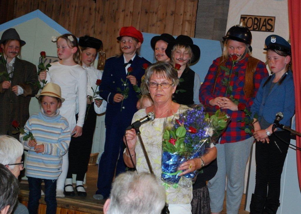 Fra Kardemommefesten i Nordvik Forsamlingshus. Foto. Sverre Kjølstad