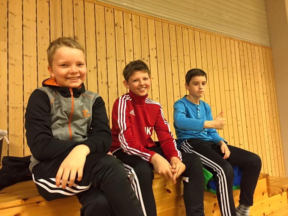 Sindre, Henrik og Erik er klare for finale i energikampen