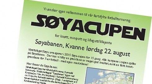 Søyacup  2015
