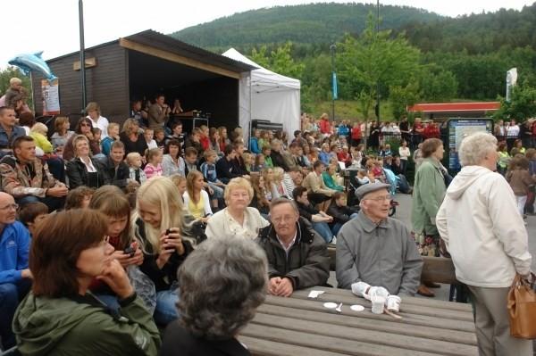 Snart er det Laksefestival! Arkivfoto: Norsk Laksefestival