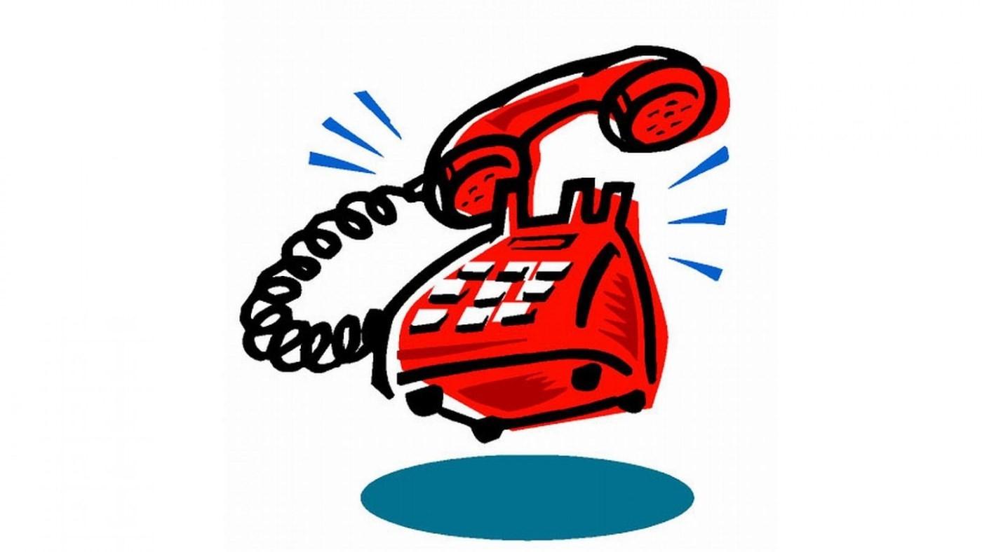 Innbyggjarundersøking – ta telefonen!