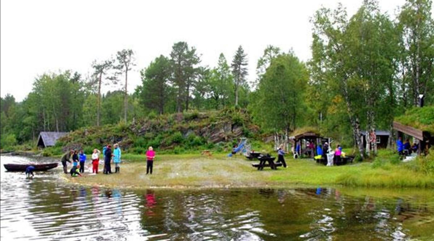 Denne helga går søndagsturen til Rørdalen.  Foto: Ole T. Fosseide