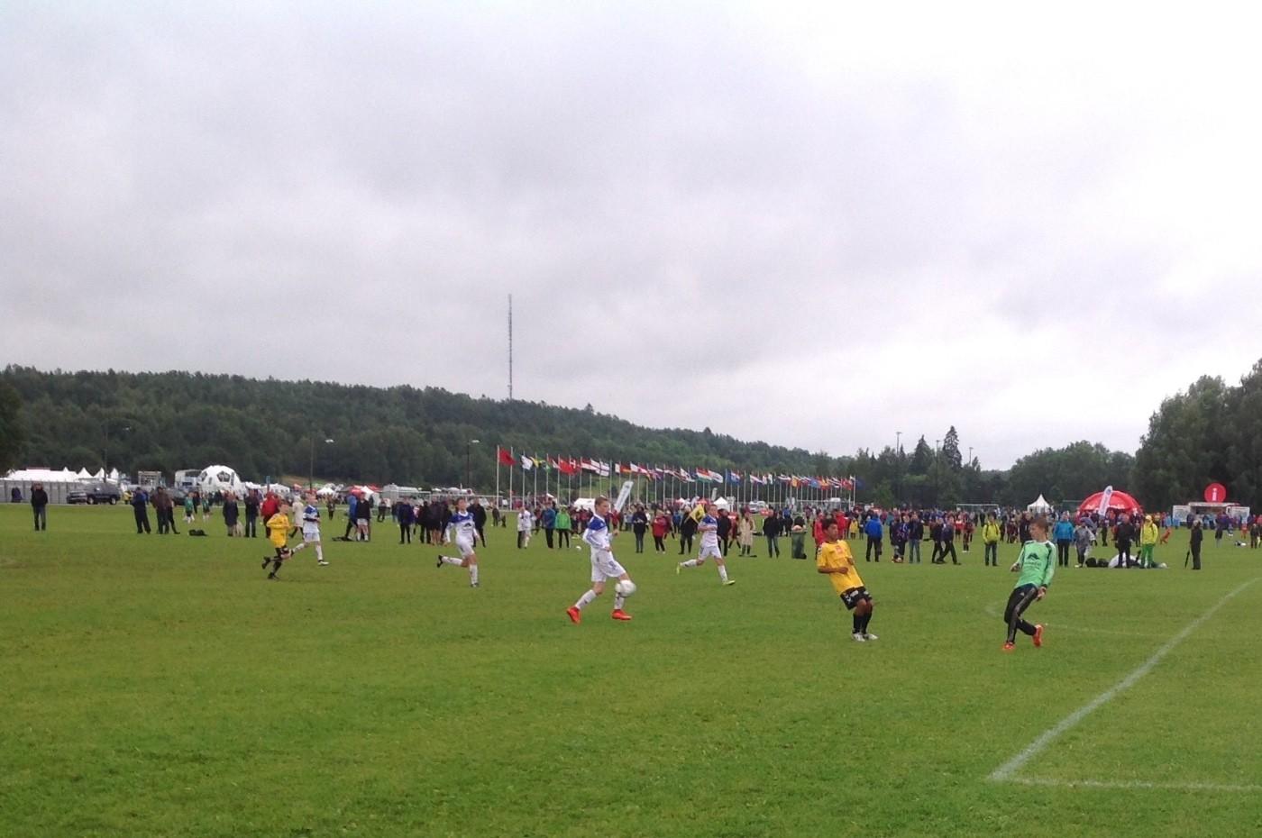 Norway  Cup  dag  4