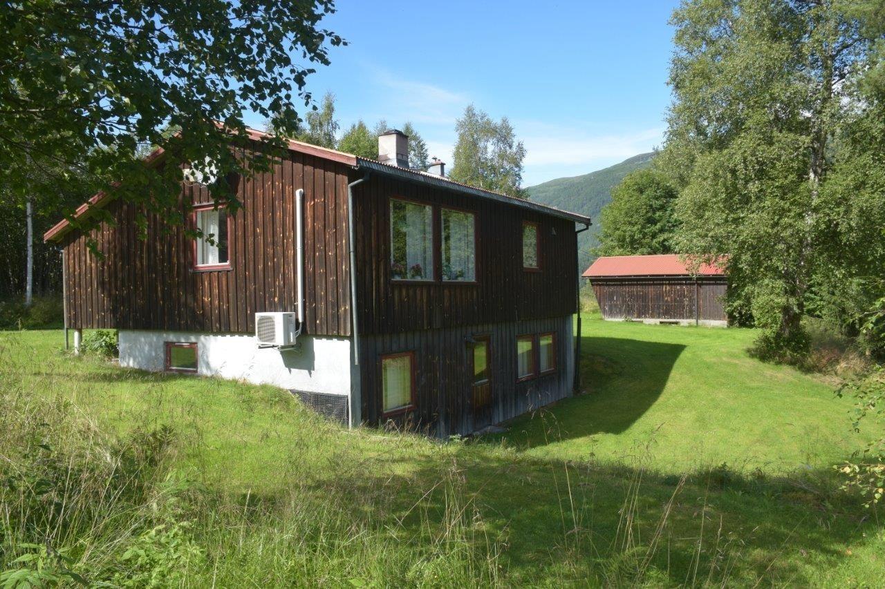 Byteng - Gnr 143 Bnr 13 vurderes solgt.  Foto: Jon Olav Ørsal