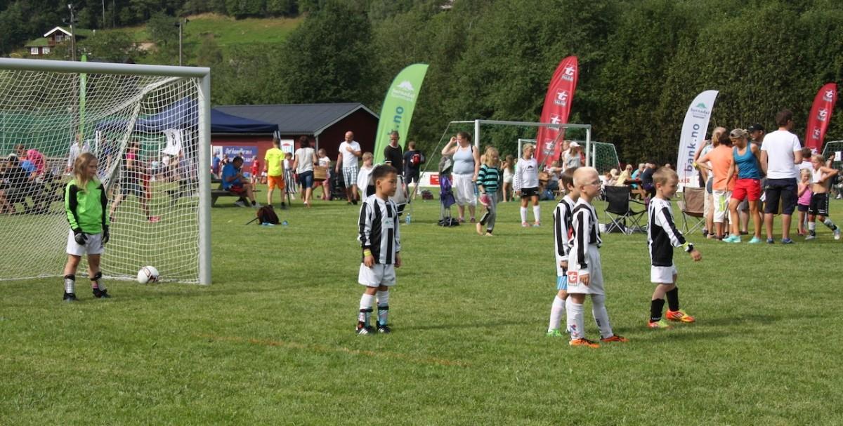Fotballsuksess for IL Søya